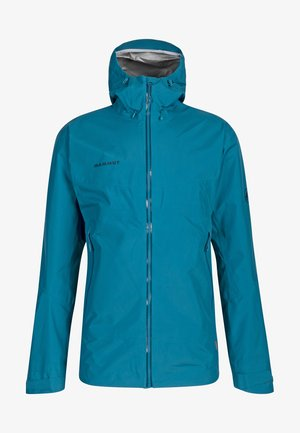 CONVEY TOUR HOODED JACKET MEN - Outdoorjas - sapphire