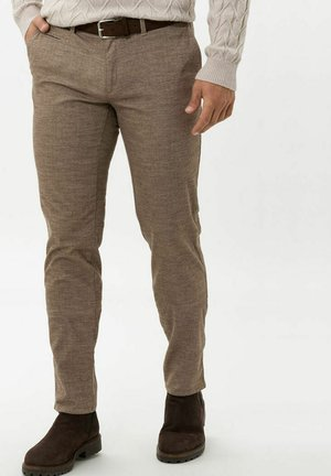 FABIO IN - Chinos - toffee