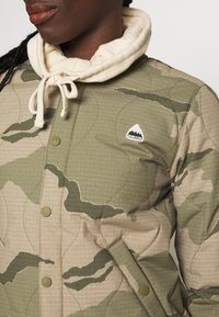 Burton - KILEY CAMO - Outdoor jacket - barren - 6