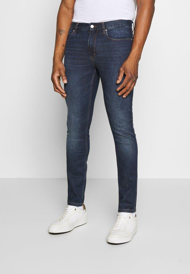 Jeans slim fit - navy