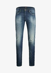Jack & Jones - Straight leg jeans - blue denim - 5