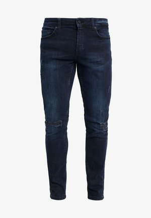 ONSLOOM   - Džíny Slim Fit - blue denim