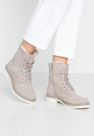 Winter boots - carrara