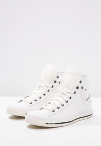 Diesel - EXPOSURE I - Zapatillas altas - white - 2