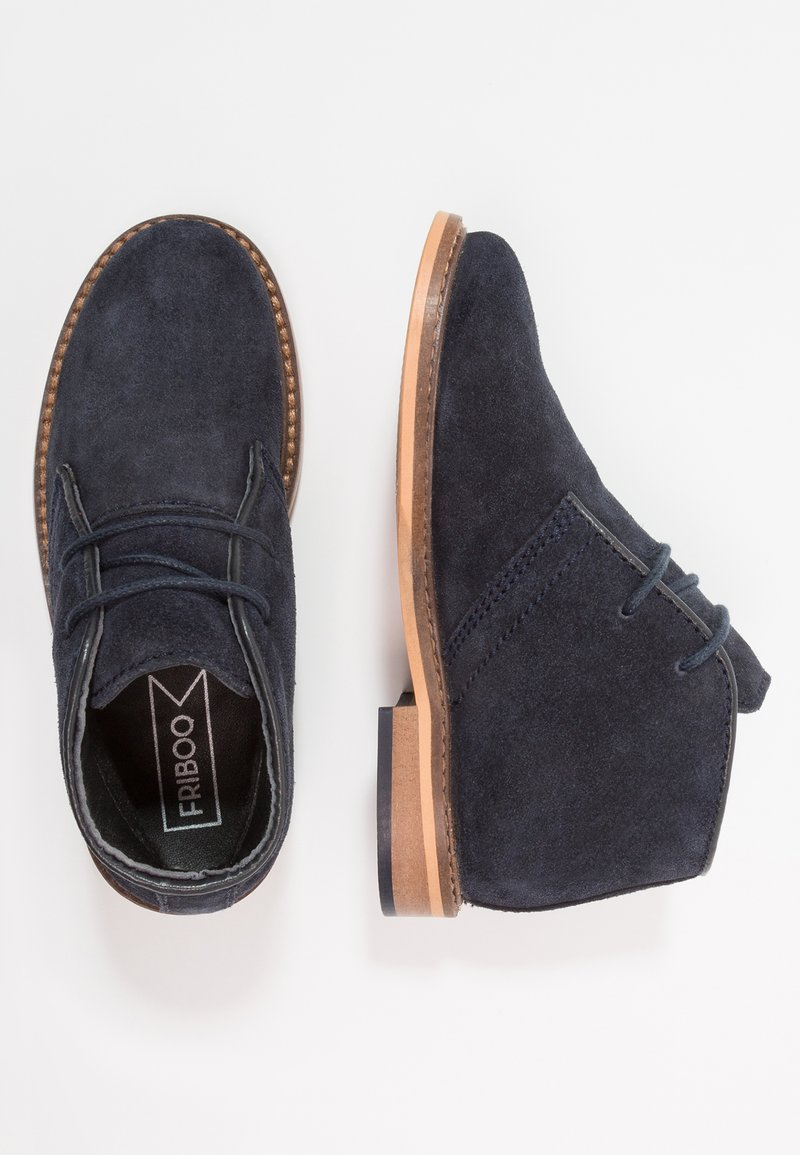 Friboo - Casual lace-ups - dark blue
