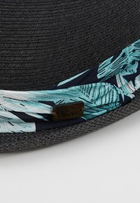 Chillouts - CHICAGO HAT - Hat - black - 5