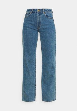 KENDALL - Džíny Straight Fit - blue