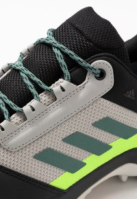 adidas Performance - TERREX AX3 GTX - Hiking shoes - grey two/signal green - 5