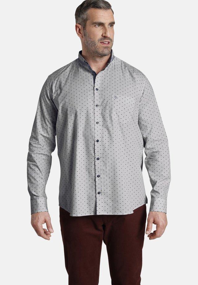 DUKE WALTER - Shirt - hellbraun bedruckt