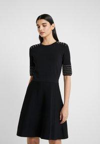 Patrizia Pepe - ABITO DRESS - Cocktail dress / Party dress - nero - 0
