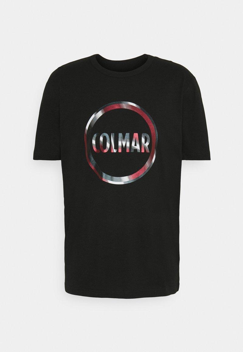 Colmar Originals - MENS SOLID COLOR - Print T-shirt - black