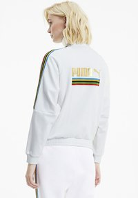 Puma - Training jacket - puma white - 2