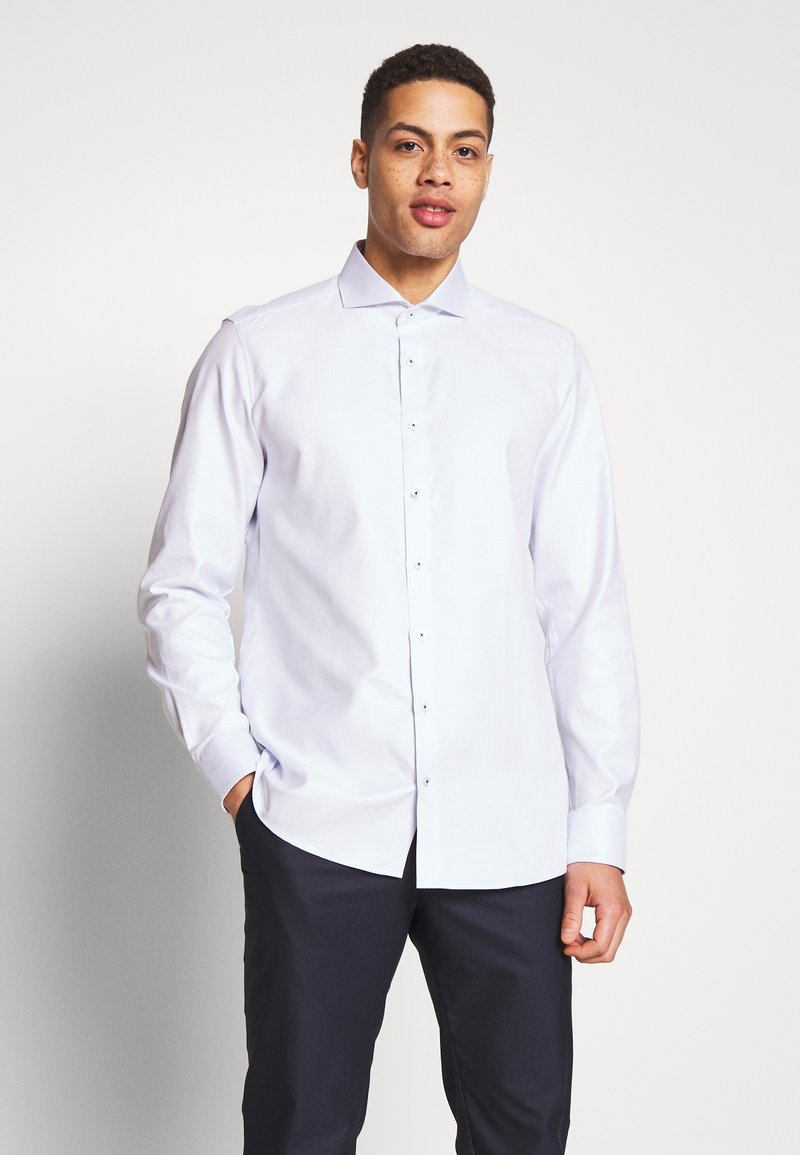 OLYMP - OLYMP LEVEL 5 BODY FIT - Formal shirt - bleu