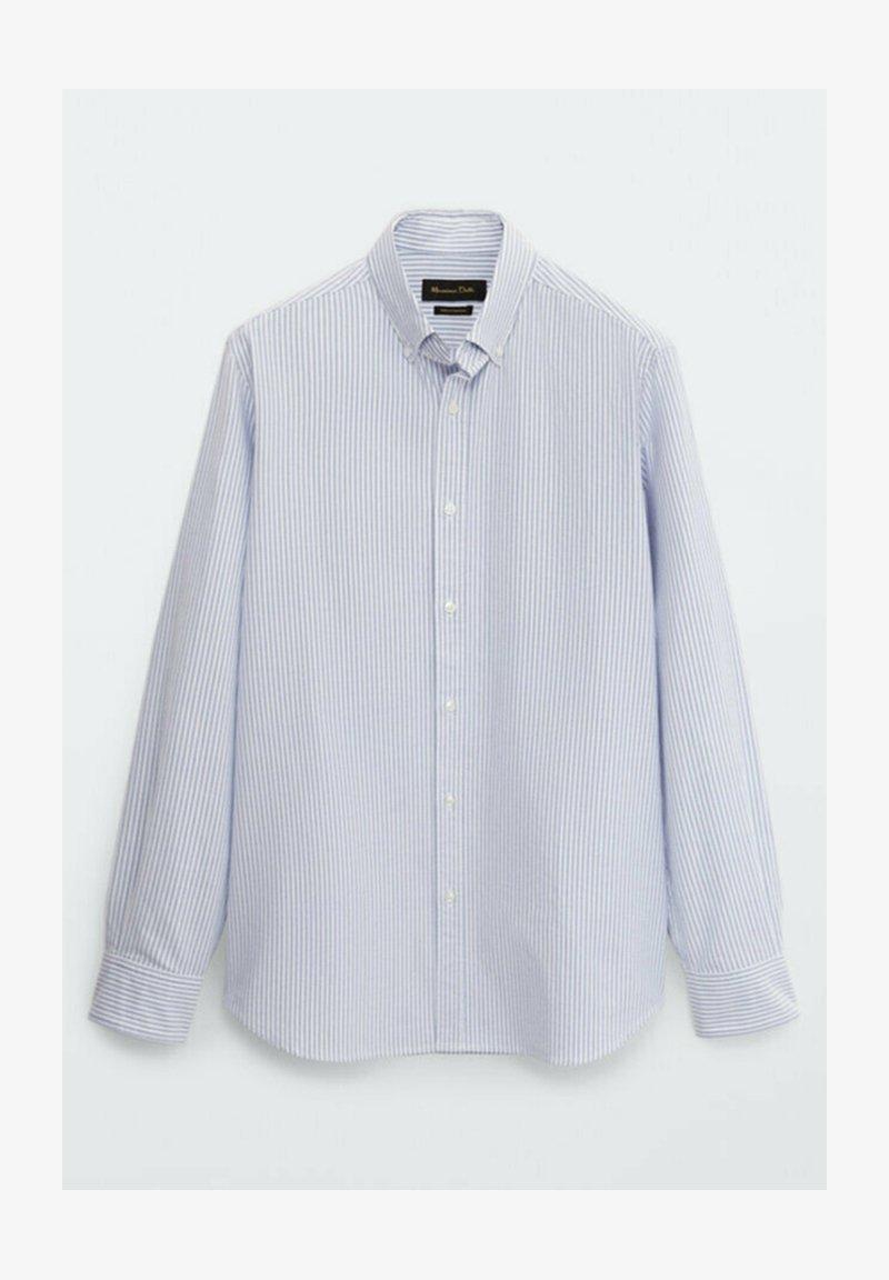 Massimo Dutti - Shirt - blue
