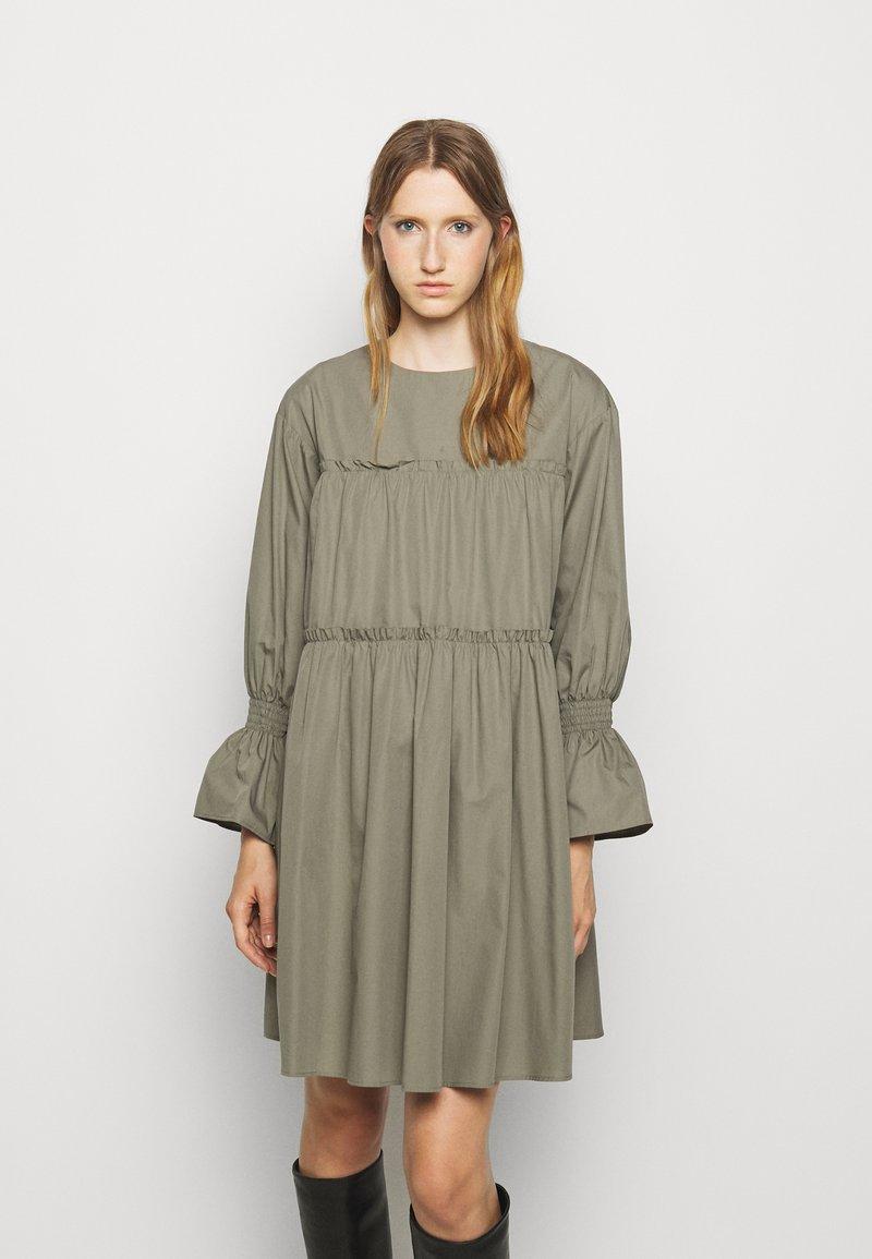 Mykke Hofmann - Day dress - dust green
