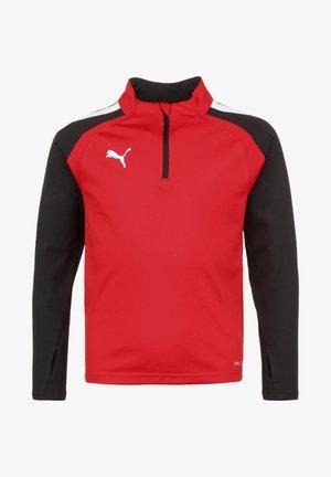 TEAMLIGA  - Long sleeved top - puma red / puma black