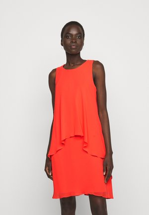 CLASSIC DRESS - Cocktail dress / Party dress - regal coral