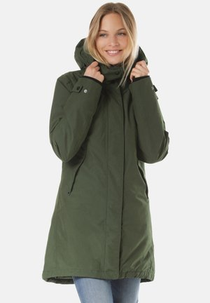 SARA - Winter coat - green