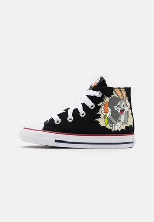 CHUCK TAYLOR ALL STAR BUGS BUNNY 80TH PRANKSTER UNISEX - Baskets montantes - black/multicolor/white