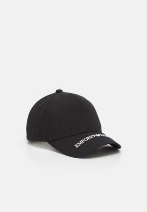 BASEBALL HAT UNISEX - Kšiltovka - black