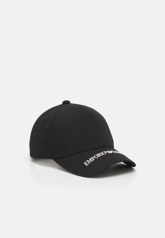 BASEBALL HAT UNISEX - Cappellino - black