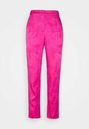 LUCANO - Trousers - fuchsia