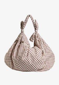 OYSHO - Handbag - beige - 0