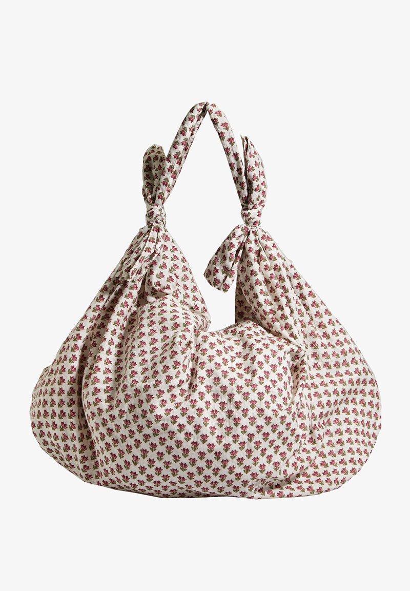OYSHO - Handbag - beige