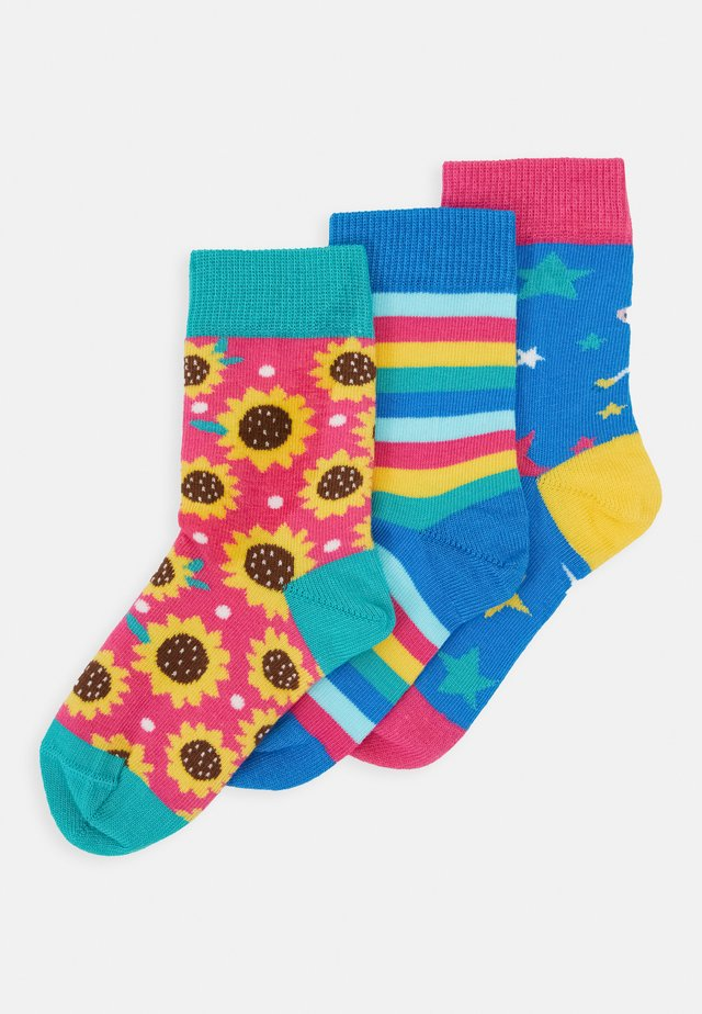 SUSIE SOCKS 3 PACK - Sokker - multi-coloured