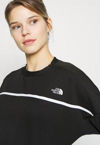 The North Face - WOMENS VARUNA PULLOVER - Sweatshirt - black - 3