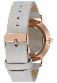 Limit - LADIES STRAP WATCH TEXTURED DIAL - Horloge - grey - 1