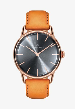 UHR SERENITY ASH & ORCHID LEATHER 32MM - Watch - sunray warm grey