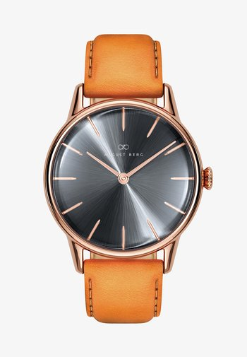 UHR SERENITY ASH & ORCHID LEATHER 32MM