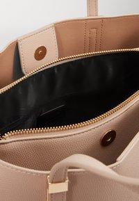 Dune London - DORRIE - Handbag - nude plain - 3