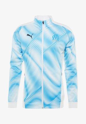 Trainingsvest - puma white/bleu azur