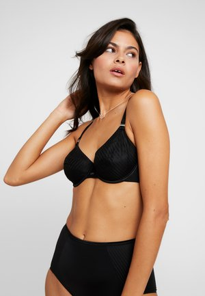 INSOUPCONNABLE UNDERWIRE BRA - Underwired bra - noir