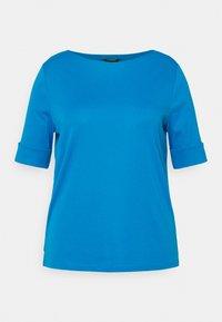 Lauren Ralph Lauren Woman - JUDY - Basic T-shirt - summer topaz - 4