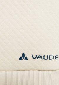 Vaude - Sweater met rits - ecru - 2