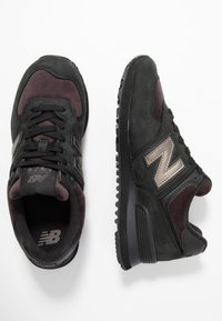 New Balance - 574 - Sneakers - black - 3