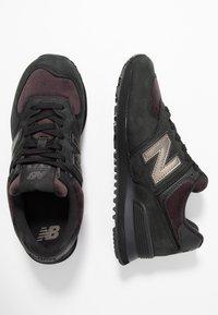 New Balance - 574 - Sneakers basse - black - 3