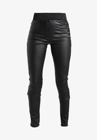 Freequent - SHANTAL COOPER - Trousers - black - 6