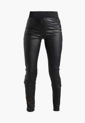 SHANTAL COOPER - Trousers - black