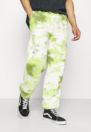 DOS SEGUNDOS GRAPHIC JOGGER - Tracksuit bottoms - green