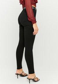 TALLY WEiJL - Jeans Skinny Fit - blk - 2