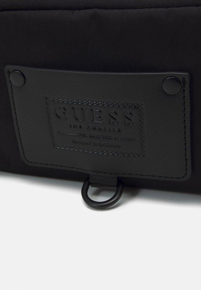 CERTOSA UTILITY CASE - Toiletti-/meikkilaukku - black