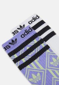 adidas Originals - SOCK 2 PACK UNISEX - Sokken - multicolor/white - 1