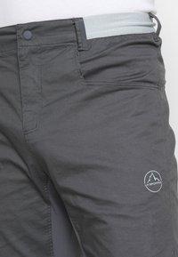 La Sportiva - RISE PANT - Kalhoty - carbon - 4