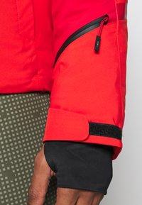 CMP - MAN JACKET FIX HOOD - Ski jacket - tango - 7