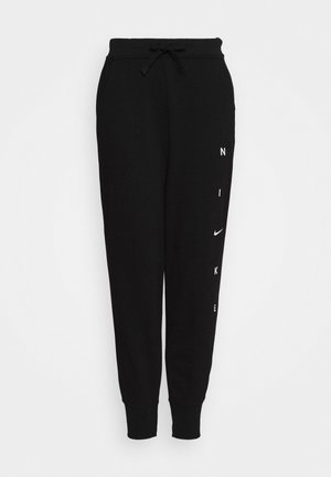 DRY GET FIT PANT - Joggebukse - black/white