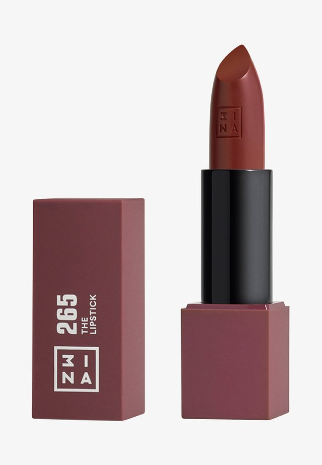 THE LIPSTICK - Rossetto - 265 purplish brown